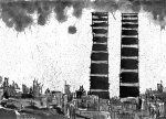 2011-black-ink-drawing_2001-Under-Twin-Towers_web